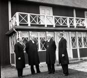 Biskopsvisitation i Gärdslösa 19/5 -1961.