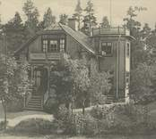 Villa Oscar i Nybro.