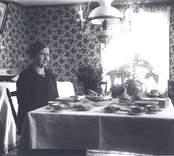 Tekla Maria Nordvall f. 1885 d. 1963 Fotot taget på 50-årsdagen.