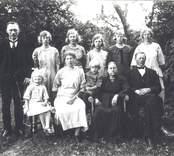 Familjerna Karlsson och Persson.