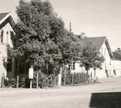 Villagata i Målerås.