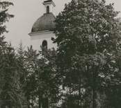 Blackstads kyrka, byggd i slutet av 1780-talet.