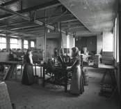 En av tändsticksfabrikerna i Kalmar.