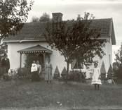 Axel Karlssons familj i Getterum.