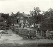 En gård i Sanneholm 1924
