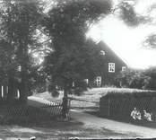 Hjorteds prästgård.
