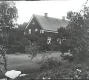 Prästgården i Nynäs.