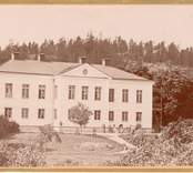 Nygårds herrgård innan ombyggningen.