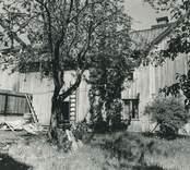 En fastighet i kvarteret Briggen i Västervik.