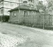 En fastighet i kvarteret Stampen.