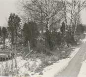 En fornlämning i form av ett röse i Dvärgstad utanför Gamleby.