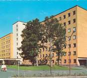 Nya Lasarettet (Oskarshamns sjukhus).
