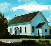 Karlslunda kyrka i Påryd.