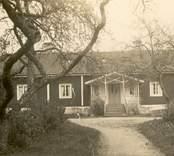 Officersbostället i Skårebo.