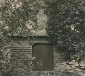 Likboden vid Kråksmåla kyrka 1926.