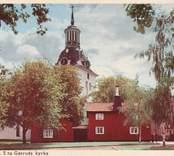 Sankta Gertruds kyrka i Västervik.