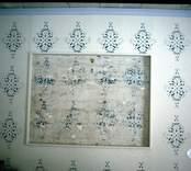 Tapet från Gunnabo herrgård