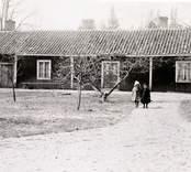 Prästgården, låg bostadslänga där Jacob Wallenberg levde.