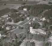 Flygfoto över Blackstad.
