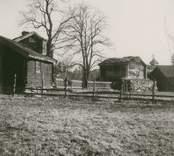 Sidobyggnader i Hagnebo.