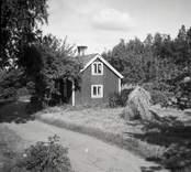 Fiskarställe vid Syrsan (vid doktor Synnerstads stuga).