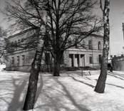 Läroverk i Oskarshamn.