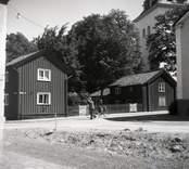 Två bostäder vid Aspagården i Västervik.