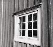 Fönster på prästgården i Kristvalla
