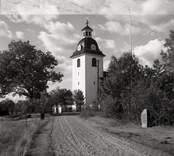Motiv från Misterhults kyrka.
