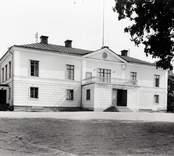 Mangårdsbyggnad i Lofta.