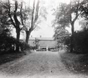 Herrgården, huvudbyggnaden på Bjursund i Loftahammar.