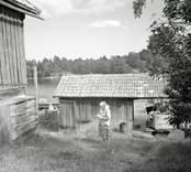 Systrarna Lindströms bod.