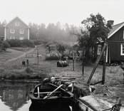 En gård i Misterhults skärgård.