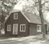 Bostadshus på Hägerums gård.