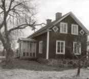 Bostadshus i Bjälebo.