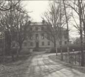 Huvudbyggnaden på Casimirsborg.