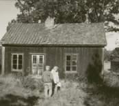 Mellingerum 2:2, Marias stuga, ej renoverad sedan 1938.