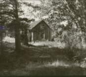 Småland Kristdala socken Mellingerum 2:2  Marias stuga, ej renoverad sedan 1938.
