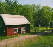 Stall på Hägerums gård.