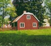 Hägerums gård,  gamla mejeriet.