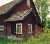 Ladugård med mjölkkammare i Klenemåla.