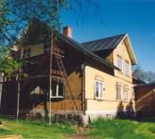 Prästgården i Alsjö.