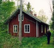 Gamla huset på gården Alsjö 3:23.