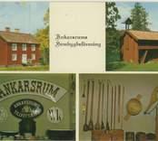 Vykort från Ankarsrums hembygdsförening.