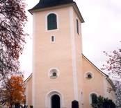 Från renoveringen av Hjorteds kyrka.