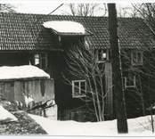 Motiv från kvarnen i Hälleberga.