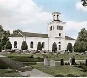 1964 Dominerande stilepok:Nyklassicism Uppförande, hela kyrkan: 1836-1838