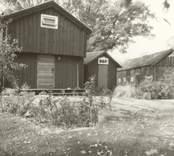 Motiv från en gård på Örö.