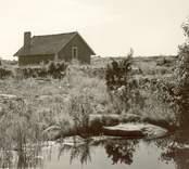 Boskärsstugan, tillhör fiskarebönder på Vinö och användes som bostad under fiske och jakt i utskären.