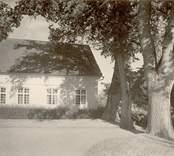 Huvudbyggningen. Foto:Wallin 1925